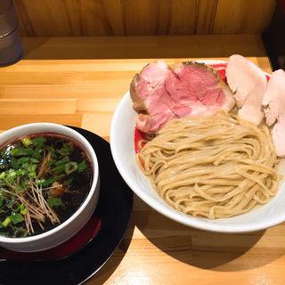 出雲ブラックつけ麺とろとろ昆布水ver(麺や 凛)