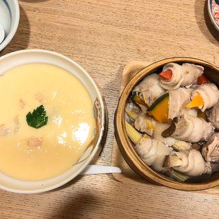 茶碗蒸し(下釜)