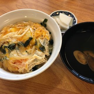 玉子丼(清光園)
