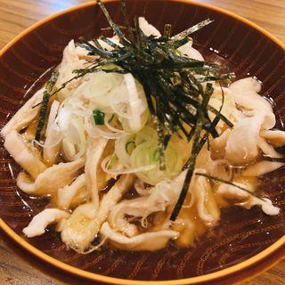 鶏皮ポン酢(鳥孝 松戸店 )