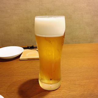 エビスビール(生)(いずみ田 中目黒店 (はかたいずみだ))