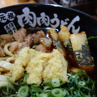 肉肉うどん(元祖 肉肉うどん 薬院店)