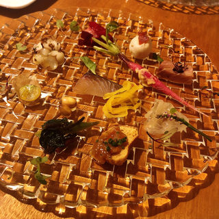 おまかせランチコース(ダルマット 恵比寿店 (DAL-MATTO))