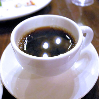 ホットコーヒー(チェントアンニ (CENTO ANNI))