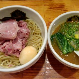 特製濃厚真鯛つけ麺(真鯛らーめん 麺魚 )