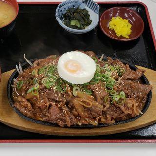 国産牛鉄板焼肉 天保山盛(赤丸食堂 (あかまるしょくどう))