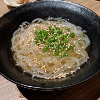 日本一冷麺(焼肉あざぶや)