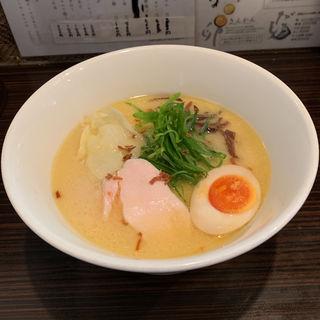 鶏そば(麺匠 かけはし)