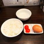 卵ご飯セット