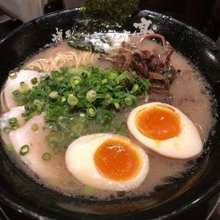味玉ラーメン(博多一瑞亭 )
