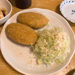 カレーコロッケ(多幸坊 )
