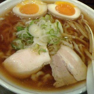 味玉らーめん(醤油)(麺匠ぼんてん )