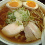 味玉らーめん(醤油)