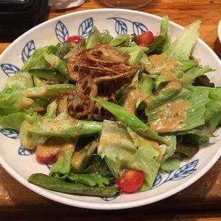グリーンサラダ(万平太 )
