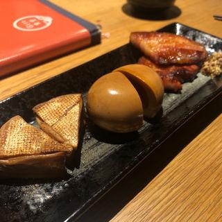 燻製三種盛り合わせ(Gift食堂 阿佐ヶ谷 )