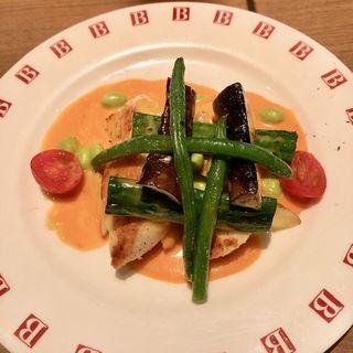白身魚のグリル(バケット アトレ大井町店 )