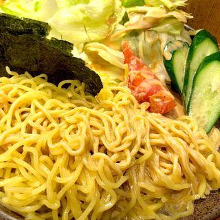 ラーメンサラダ(炭火串焼き テング酒場 川崎店)
