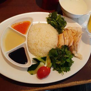 海南鶏飯(海南鶏飯食堂2恵比寿店)
