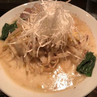豚ちゃん麺(塩)(天虎)