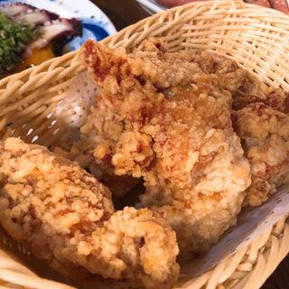 阿波尾鶏の唐揚げ(ニューミュンヘン 南大使館 )