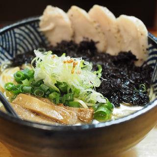 だししおらーめん(極麺 青二犀 (ゴクメン アオニサイ))