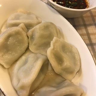 水餃子(四川家庭料理 珍々 (ゼンゼン))