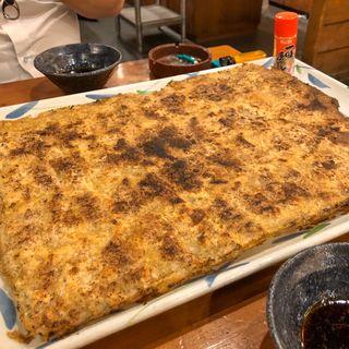 焼き餃子横綱盛り(横綱 通天閣店 )