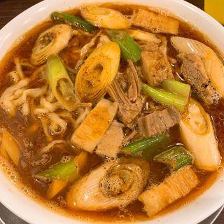 ネギラーメン(麺や 河野)