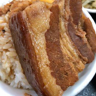 魯肉飯(山河魯肉飯)