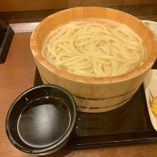 釜揚げうどん(大) うどんの日(丸亀製麺 中野坂上 )