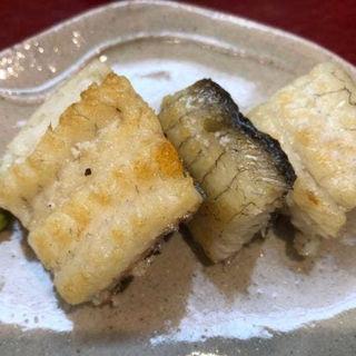 青森小川原湖の鰻(鮨 一條 )