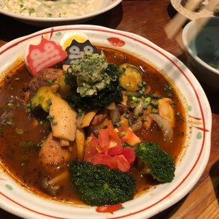 スープカレー(チキン)(吉柳 (キリュウ))