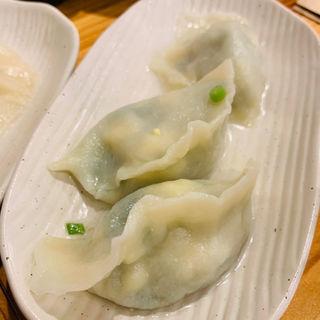 ニラ餃子(老酒舗)