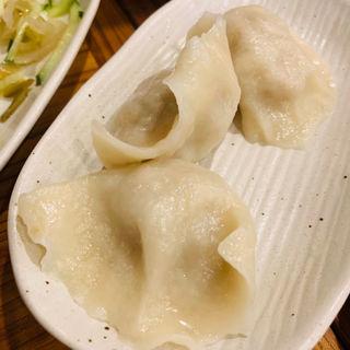 発酵白菜漬物入り餃子(老酒舗)