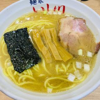 ラーメン(麺家 いし川 )