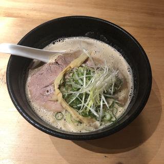 煮干し醤油らーめん(らーめん 伊藝 (ラーメン イゲイ))