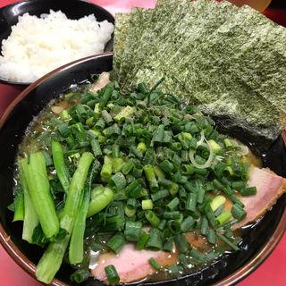 チャーシュー麺(並)(田上家)