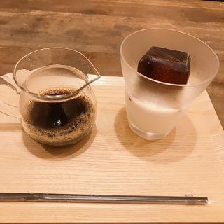 アイスカフェオレ(CozyStyle COFFEE)