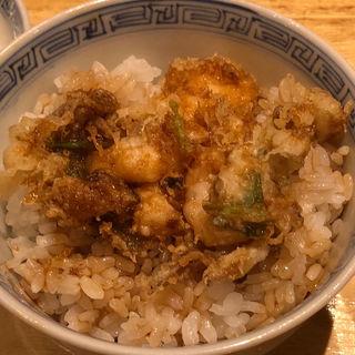 天丼(天ぷら たけうち)