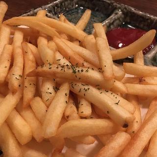 ポテトフライ(炭火 串焼きボンちゃん)