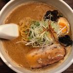 味噌ラーメン(麺屋雪風)