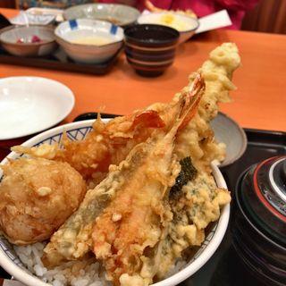 天丼(銀座ハゲ天 天王寺ミオ店 )