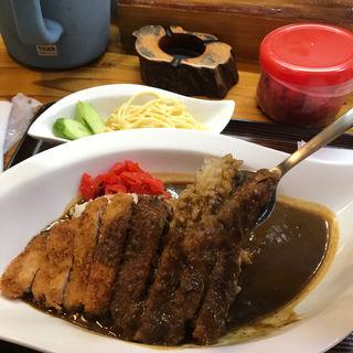 カツカレー(でん 中崎店 )