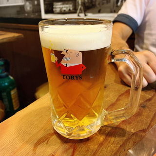 生ビール(お好み焼き うめ月 )