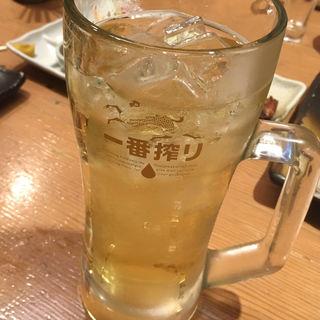 ハイボール(坊っちゃん (ぼっちゃん))