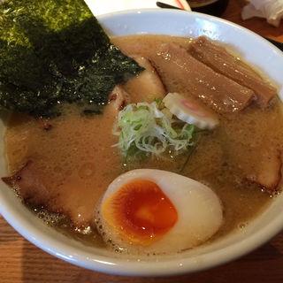 らぁ麺(醤油)(麺家 喜多楽 (めんや きたら))