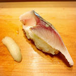 しめ鯖のにぎり寿司