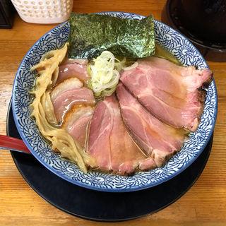 特製醤油(麺匠而今 (ジコン))