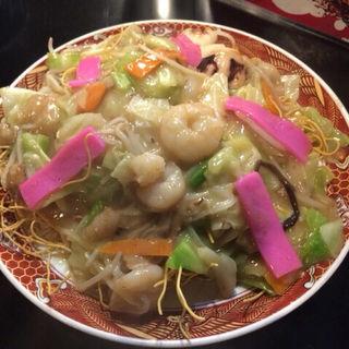 皿うどん(長崎街道 )