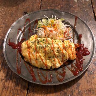 オムライス(roti cafe (ロティカフェ))